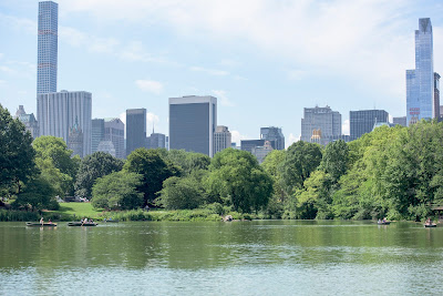 Central Park(City View)- 5 Reasons Why Summer Will Be Missed