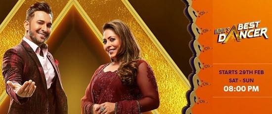 नया शो India's Best Dancer शुरू हो रहा है सोनी टीवी पर 29 फरवरी से