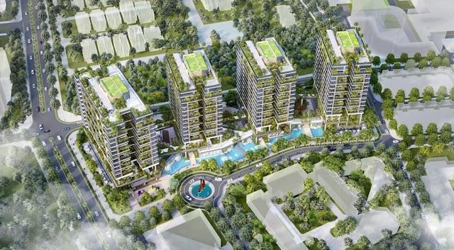 Dự án Sunshine Green lconic Long Biên Hà Nội nền tảng cho cuộc sống vẹn tròn