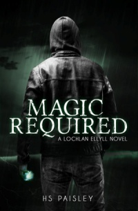 Magic Required (HS Paisley)