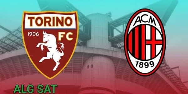 ميلان ضد تورينو - الدوري الإيطالي -  ميلان- تورينو