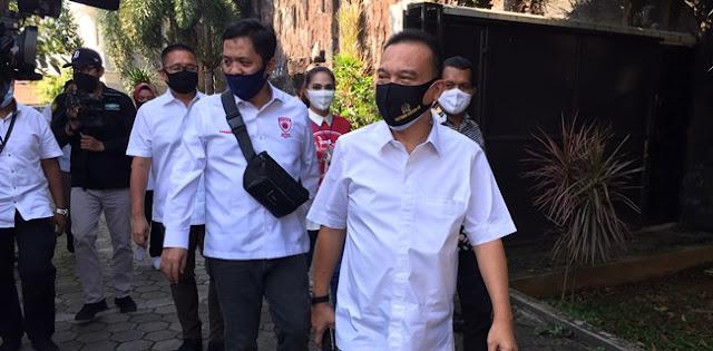 Jokowi Marah Serapan Anggaran Masih Rendah, Sufmi Dasco: Pandemik Bukan Cuma Soal Kesehatan Pak..