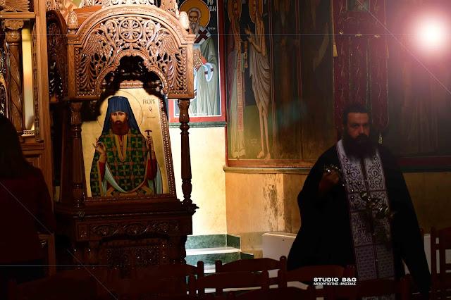 Πανελλήνιες εξετάσεις 2021: Παράκληση για τους μαθητές στο Ναύπλιο | orthodoxia.online | παρακληση για μαθητεσ | ναυπλιο | ΕΚΚΛΗΣΙΑ | orthodoxia.online