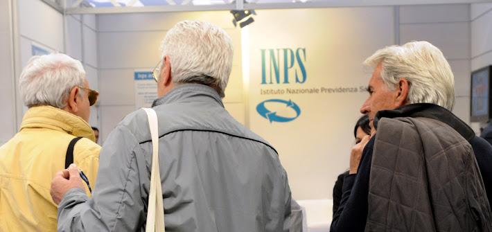 Inps, pensioni: oltre 63% sotto 750 euro