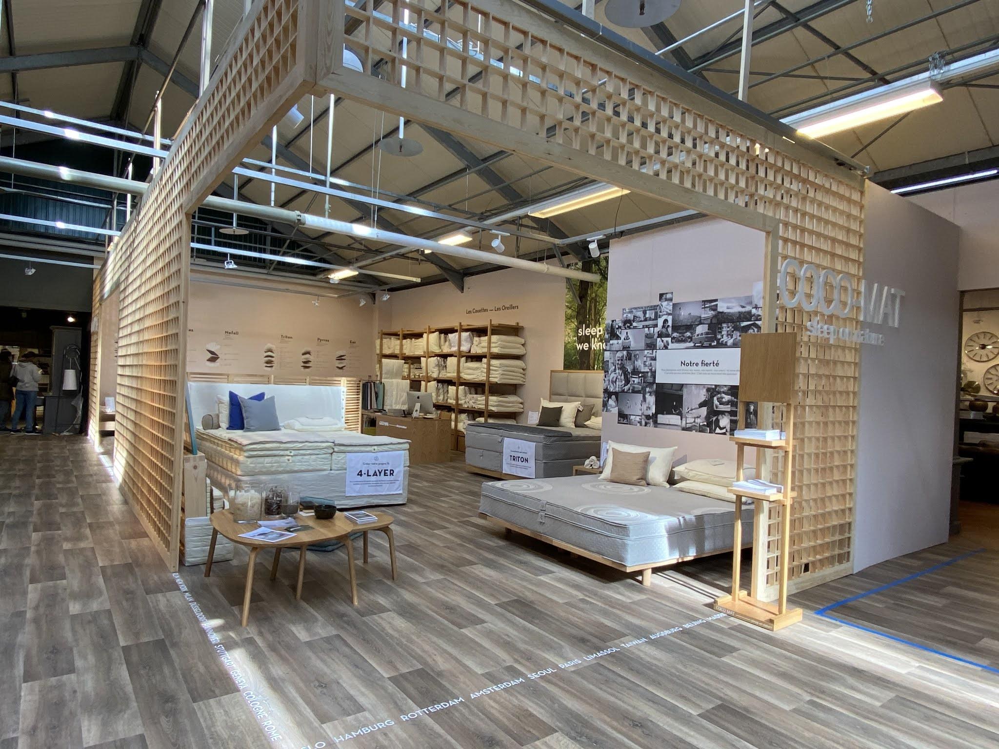 Από την Ξάνθη στην Ελβετία: Νέο κατάστημα COCO-MAT στο Gland