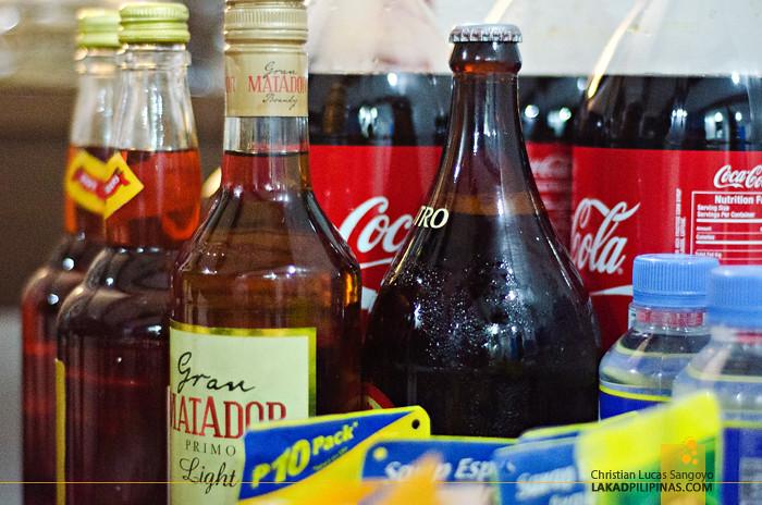 Matador, Tanduay, Red Horse