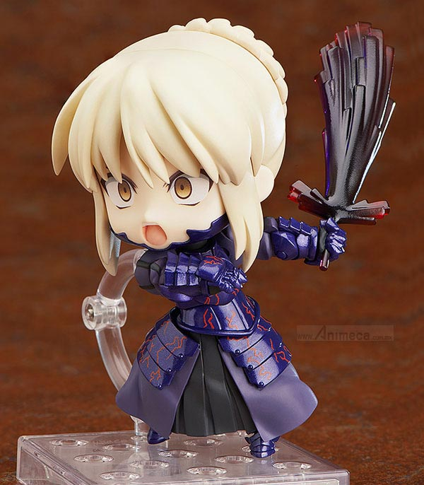 FIGURE SABER ALTER NENDOROID SUPER MOVABLE EDITION Fate/stay night GOOD SMILE COMPANY
