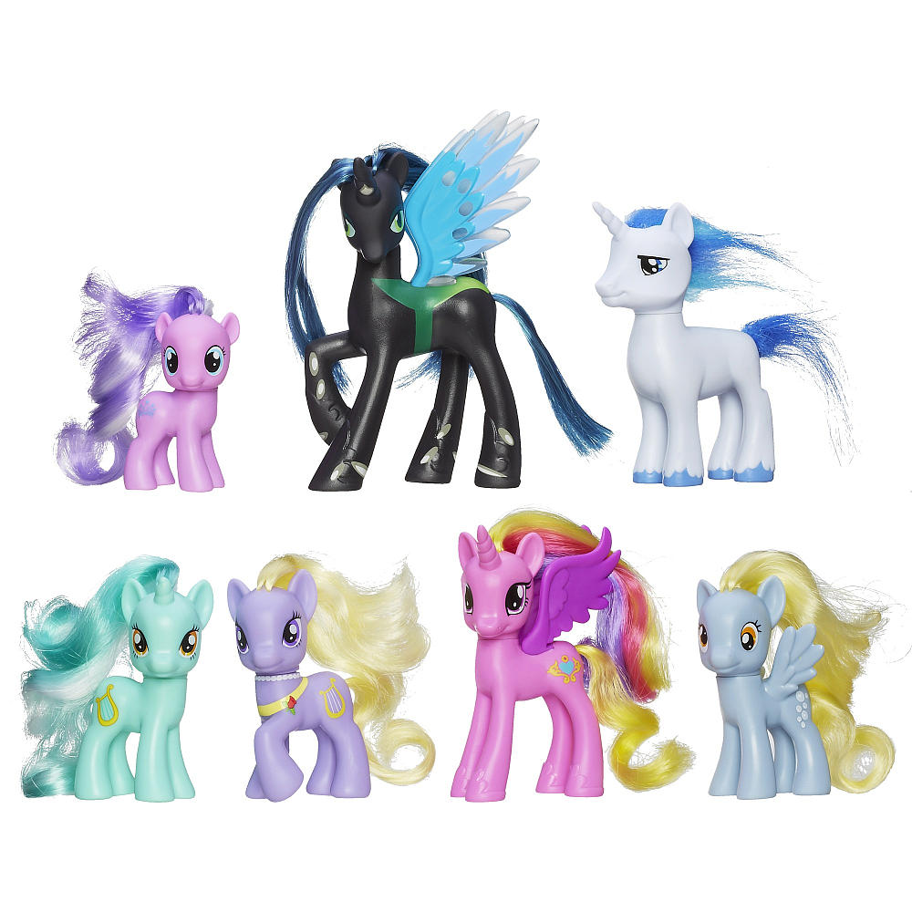 Mlp Favorites Collection Set 2 Available On Toys R Us Website