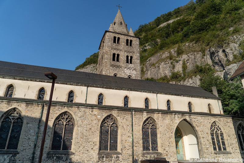 Royal Abbey of St-Maurice Things to Do Martigny Switzerland