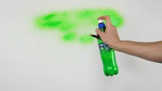 Tutorial Cara Membuat Alat Penyemprot dari Botol Bekas