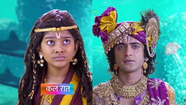 Radha Krishn: Krishna - Arjun Gatha S3 E38 21th October Episode