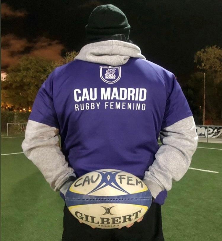 CAU Madrid RC Femenino