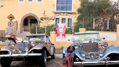 O Clube MP Lafer Brasil levou 17 carros para o tradicional encontro de Santana de Paraníba.