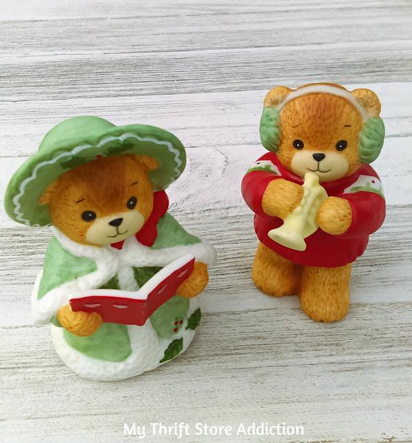 Enesco collectible teddy bears