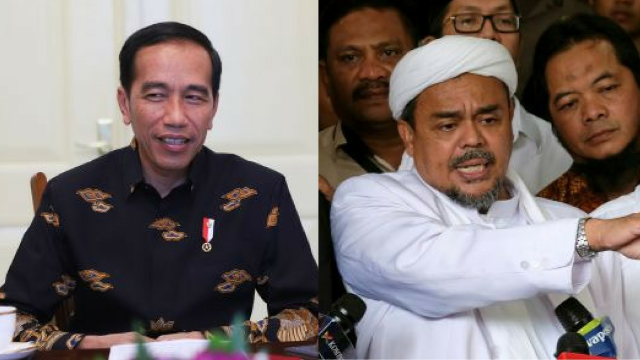 Hanya Indonesia Negara di Dunia Ini Penjarakan Rakyatnya karena Prokes Covid, Pengamat: Jokowi Harusnya Beri Amnesti ke Habib Rizieq