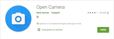 Aplikasi Android untuk menampilkan jam dan tanggal pada foto