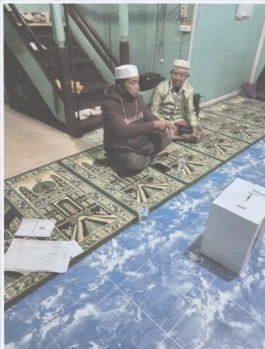 Pemilihan Ketua RT.04 Kelurahan Mantuil