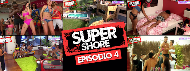 MTV Super Shore cuarto episodio