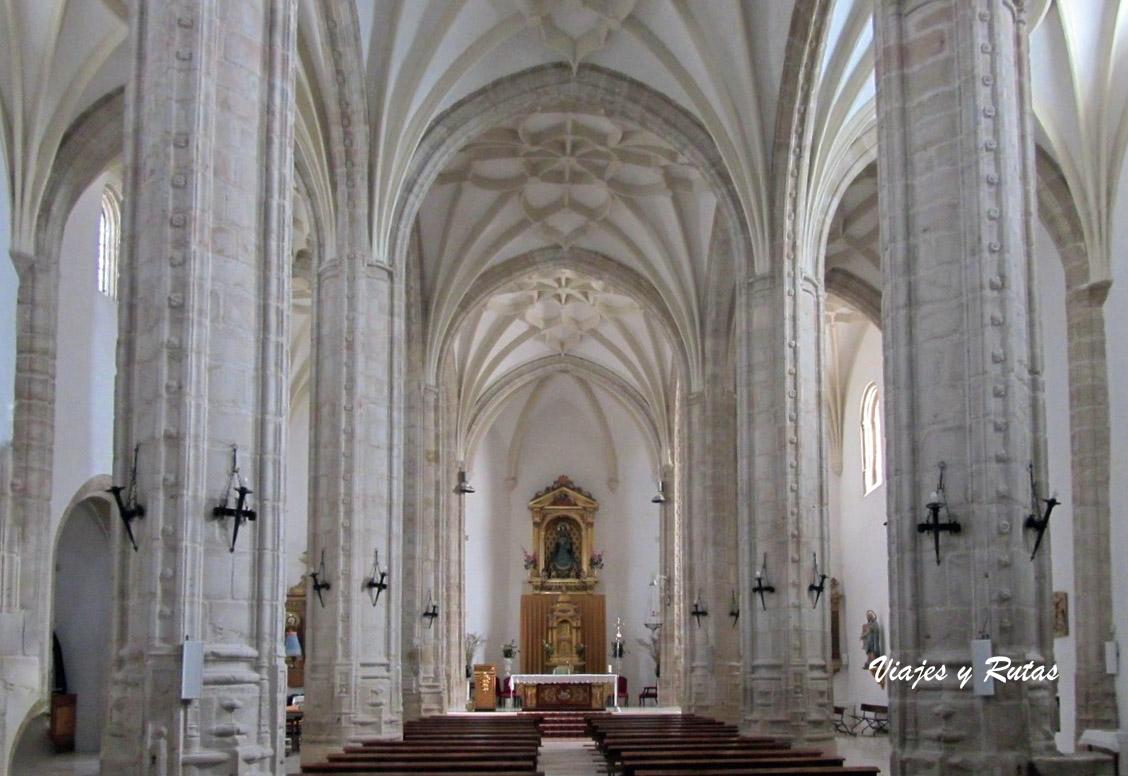 Iglesia de Santa María de Cogolludo