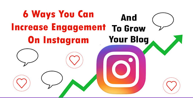 6 Ways To Use Instagram To Grow Your Blog