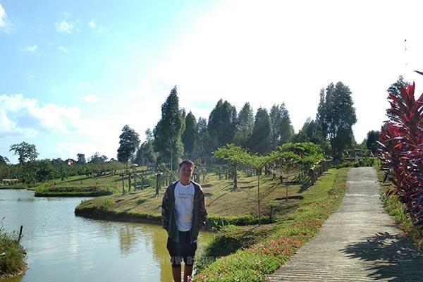 Wisata Sintang Panorama Kedah Tempunak