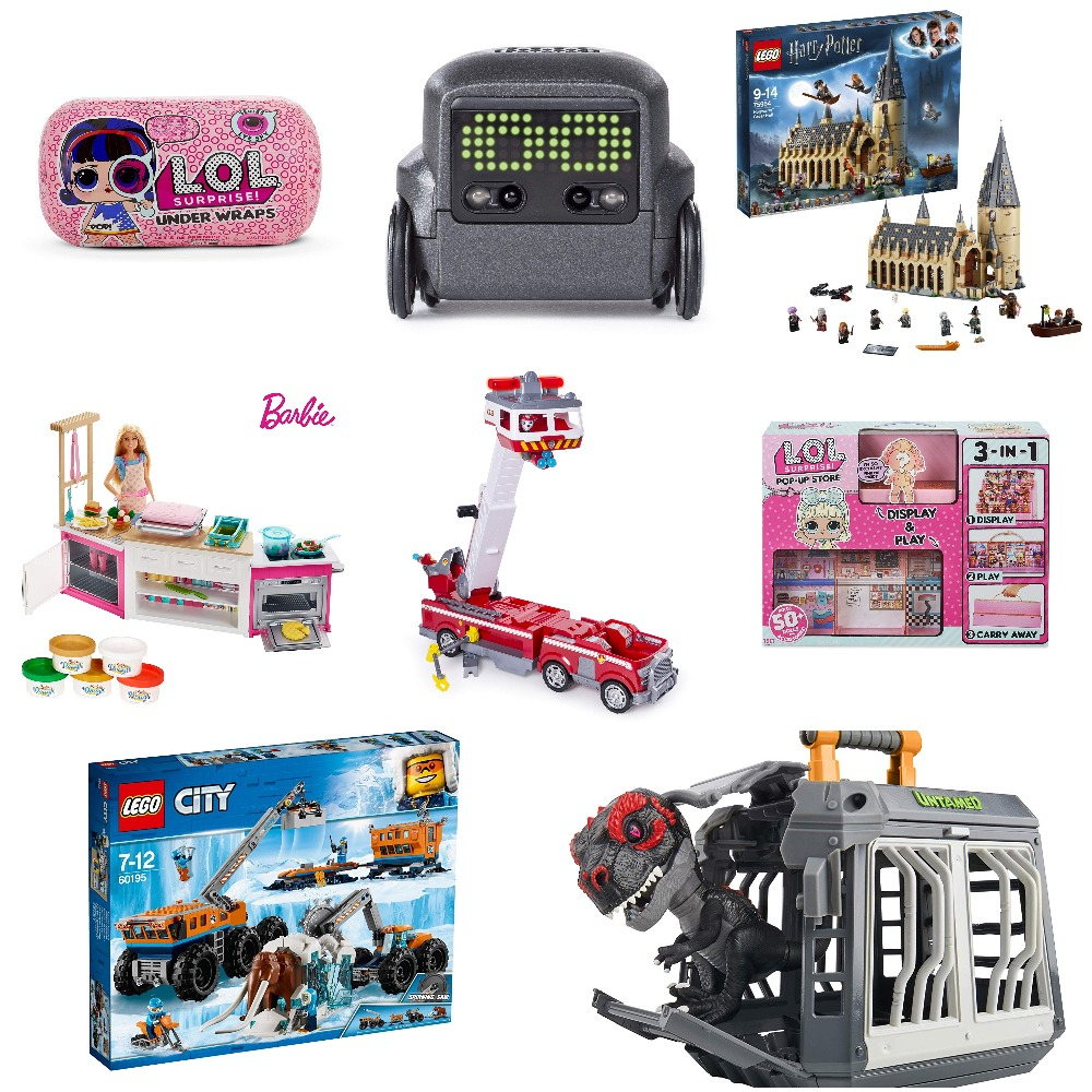 The Most Wanted Toys For Christmas 2018