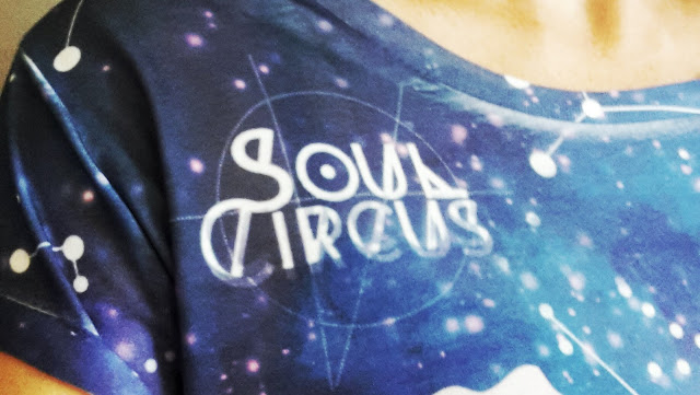 Project 366 2016 day 235 - Soul Circus t-shirt // 76sunflowers