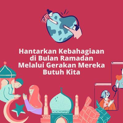 Kebahagiaan di Bulan Ramadan