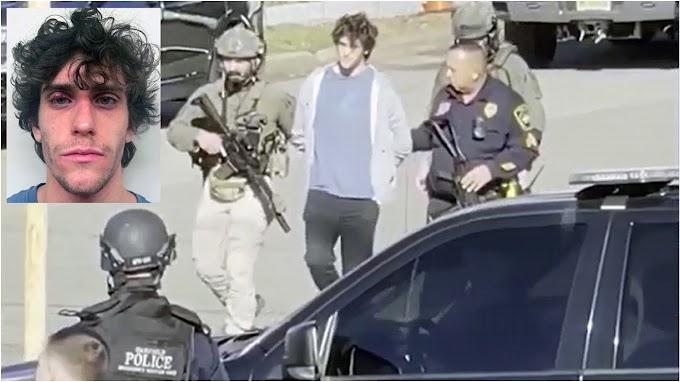 """""""Dios me dijo que lo hiciera"""" exclamó nieto después de asesinar al abuelo a hachazos para robarle en casa de Nueva Jersey"""