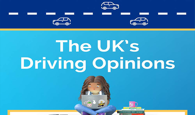 The UK's driving opinions