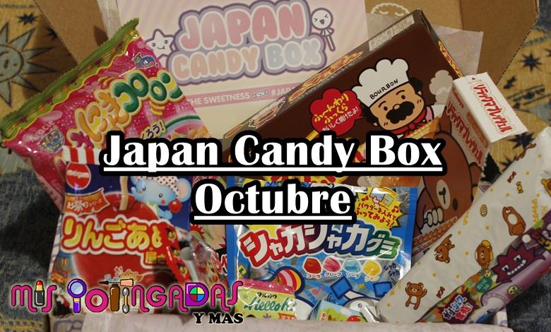 Vídeo | Unboxing y degustación de la Japan Candy Box | Octubre 16 | Colaboración