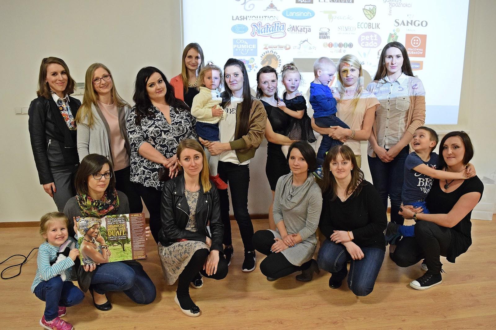 Spotkanie blogerek Lublin 09.04.2016r. - fotorelacja!