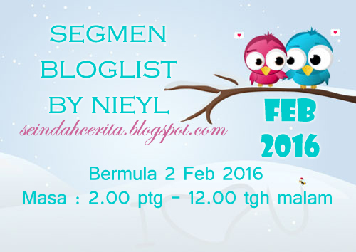 Segmen Bloglist By Nieyl