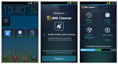AVG Cleaner Pro v3.0.0.5 Full APK Terbaru