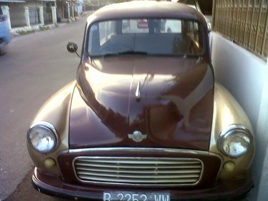 Info Mobil Tua Dijual Morris Oplet Mandra Cirebon