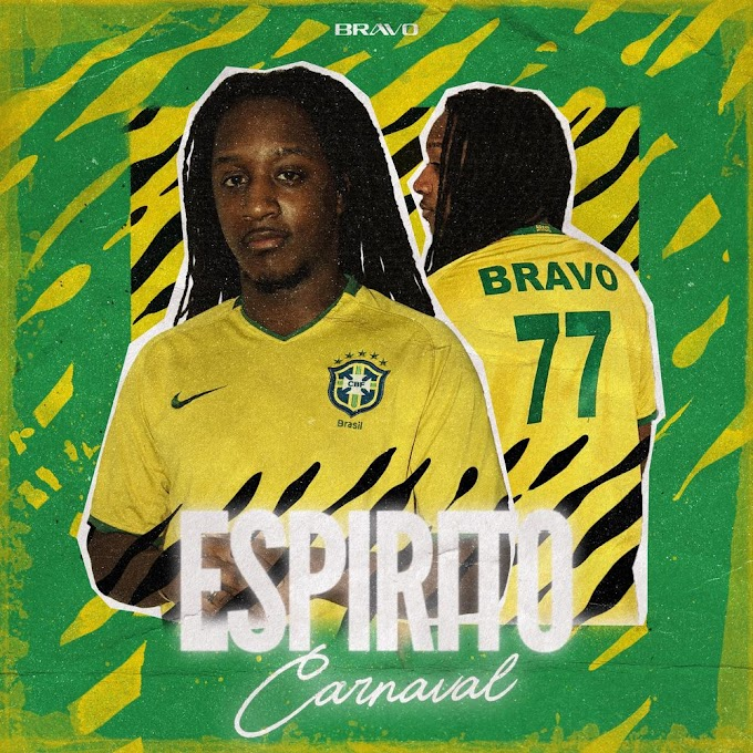 Johnny Bravo - Espírito Carnaval ( 2021 ) [DOWNLOAD]