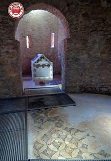 Porec, Istria, Croacia - Basílica Eufrásica