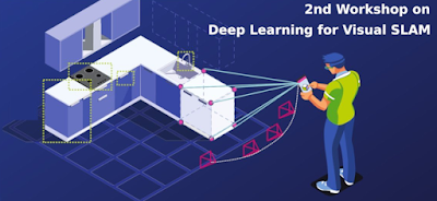 2nd Workshop on Deep Learning for Visual SLAM