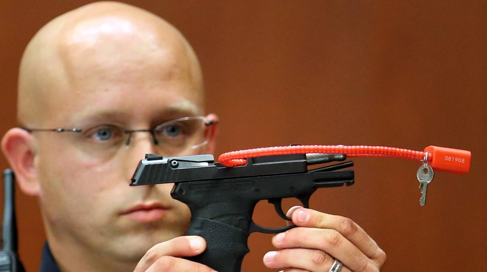 Polémica en EE UU por la subasta de su arma usada para matar a un Afro