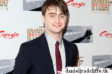 Updated: Daniel Radcliffe attended Fred and Adele Astaire Awards