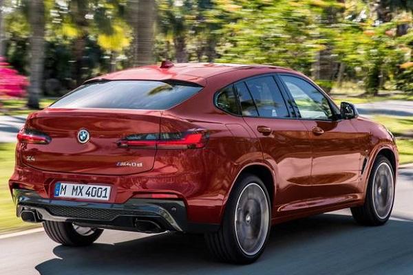 BMW X4 2019 Argentina
