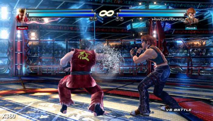 Tekken Tag Tournament 2 Game Setup Free Download
