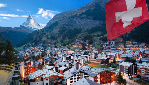 Switzerland neo-liberalism fascism human rights police state
