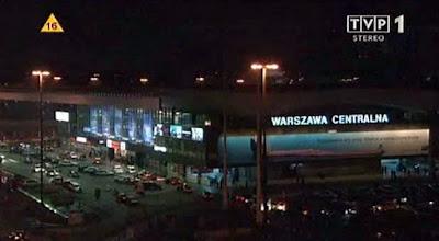 Warszawa Centralna  w filmie