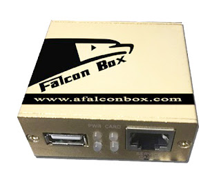 Falcon-Box-Crack-Setup