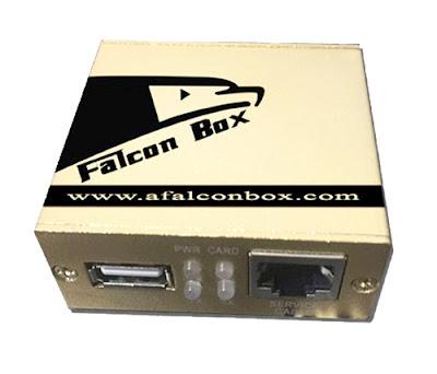 Falcon-Box-Crack-Setup