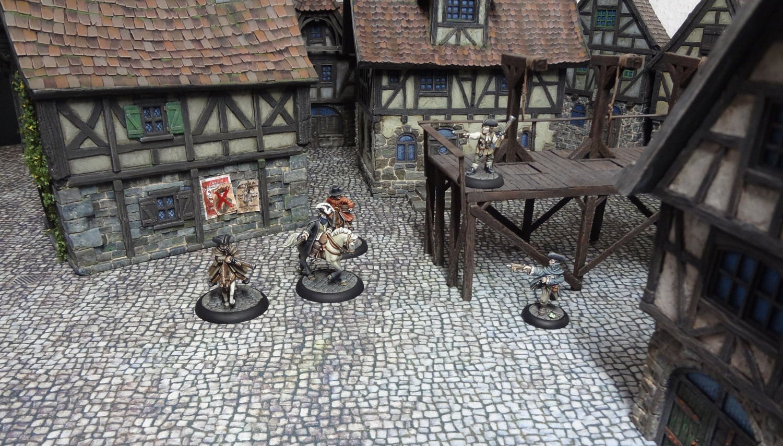 Cobblestone Gaming Mat from UrbanMatZ Dio