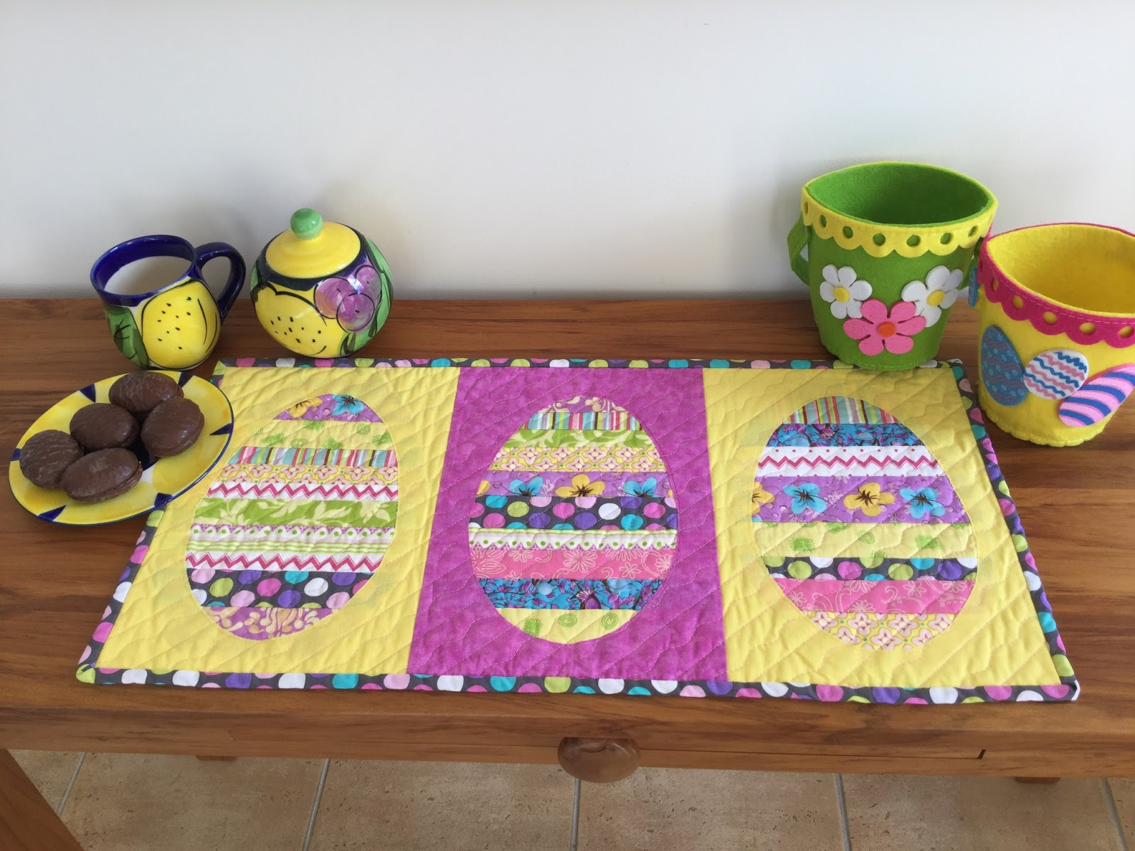 Wendy 39 s quilts and more An Easter