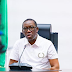 Delta state governor, Ifeanyi Okowa and wife go into Isolation after one of their daughters test positive for Coronavirus.