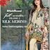 Gul Ahmed 2nd VOL Silk Velvet & Silk Merino 2017